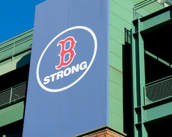 Fenway Park - Boston Strong.
