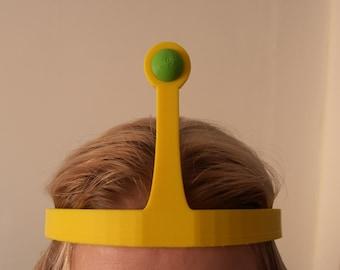 Slime Princess Inspired Cosplay Crown