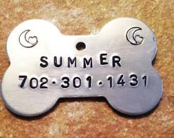 X-BIG Bone Dog ID tag