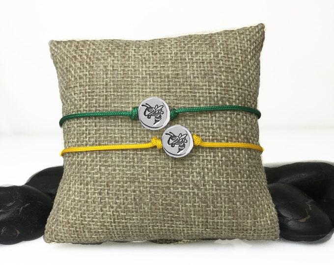 Featured listing image: Go Hornets Bracelet!!