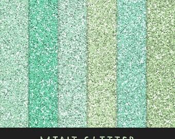 60 OFF Mint Glitter