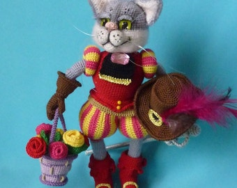 Puss in boots / Cat aristocrat