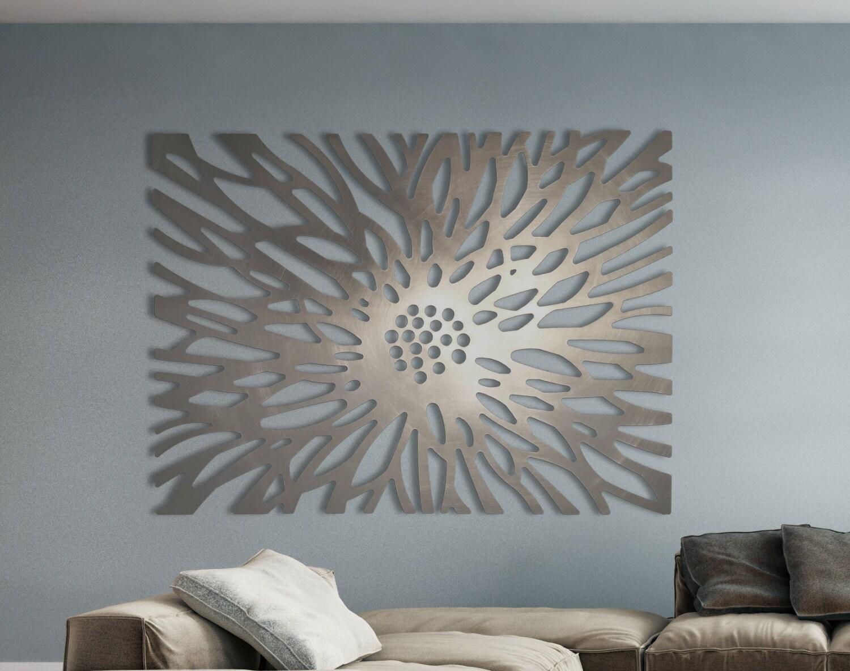Outdoor Decorative Metal Wall Panels Laser Cut Metal Decorative Wall Art Panel Sculpture For Home