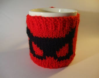 Catwoman mug cosy