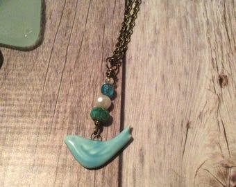 Sweet Bird Necklace