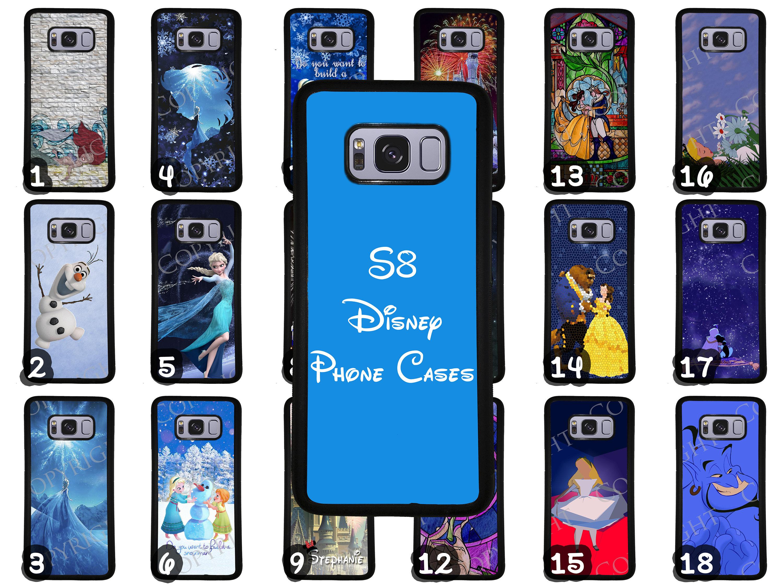 samsung s8 plus disney phone case