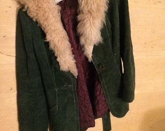 Saks Fifth Avenue Vintage Coat (XS)
