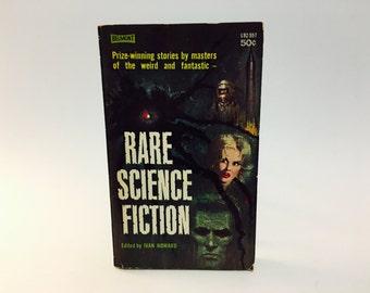 Vintage Sci Fi Book Rare Science Fiction 1963 Paperback Anthology