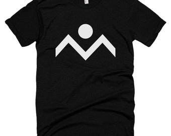 Minimal Denver Flag T-shirt