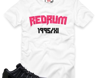Bleached Coral 11 Redrum 1995/XI T-Shirt