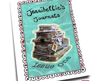 Jennibellie's Journals Zine, Issue 1 (Digital Version)