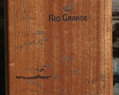 RIO GRANDE RIVER Map Fly ...