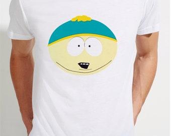 T-SHIRT ERIC CARTMAN / tshirt south park / tee tv series / tshirts comedy / tees cool / tshirt funny / gift / cartoon