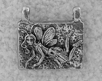 Green Girl Studios Pixie Pendant