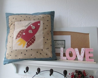 Bespoke cushion orders made with love and care