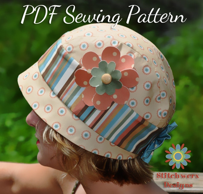 Modern Sewing Hat Patterns Pattern - Easy Scarf Knitting Patterns ...