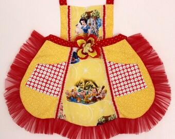 Snow White and the Seven Dwarfs Apron