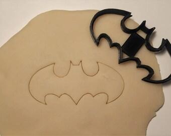 Batman Cookie Cutter or Fondant Cutter
