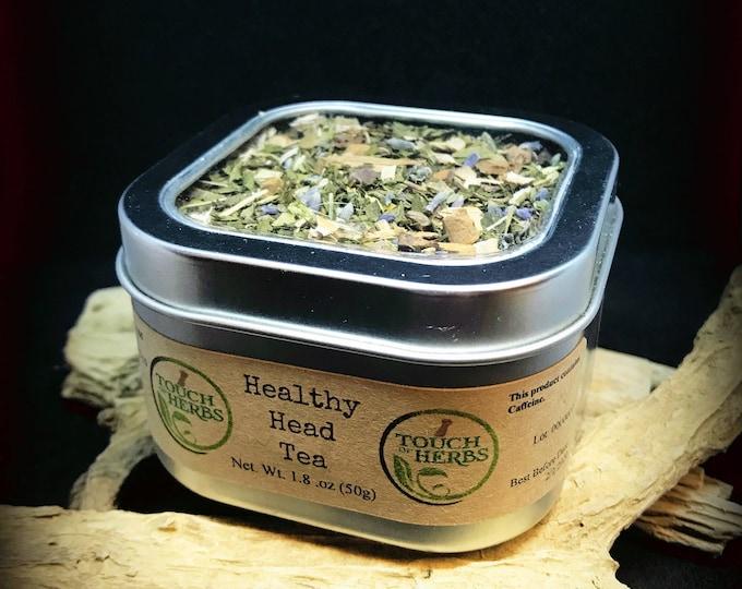 Healthy Head Tea - Migraine Tea - Headache Tea