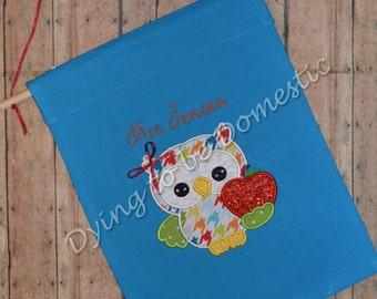 Owl Teacher Appreciation Banner