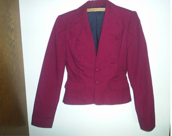 Victorian Jacket Hand Made