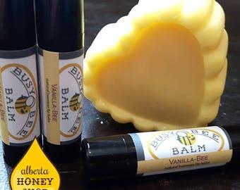 Beeswax Lip Balm Natural