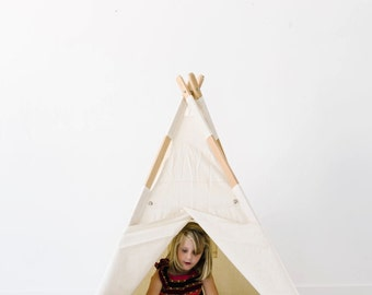 the all natural Tnee's teepee