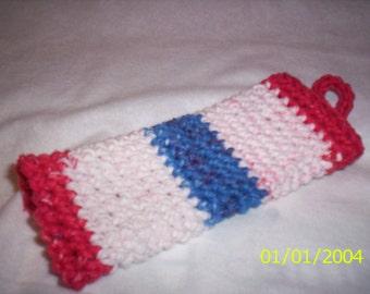 Crocheted Pot Handler