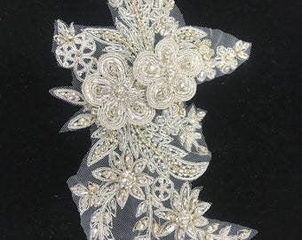 Flower Statement Applique