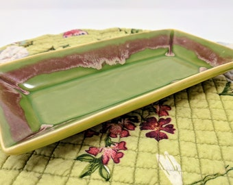 Colors of My Life Series Small Rectangular Tray