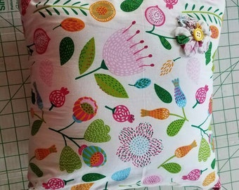 Little girls accent pillow sham