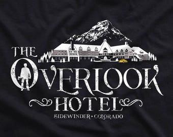 The Shining - Overlook Hotel T-Shirt
