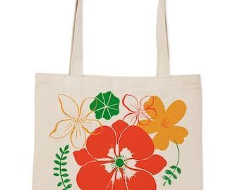 May Flowers Everyday Tote