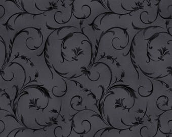 Soft Black Beautiful Backing 108in Wide Backing Fabric