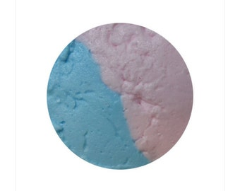 Cotton candy cloud slime mix