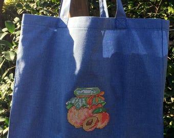 Tote Bag - Apricot Jam