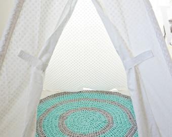 Nursery area rugs