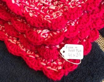 Baby Crochet Afghan