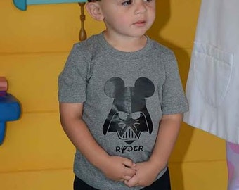 Darth Vader Shirt youth/toddler/infant