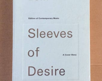 Book: ECM Sleeves of Desire - A Cover Story SEALED MINT jazz record covers book