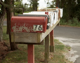 mailboxes, 2016.