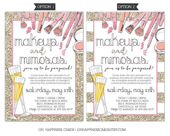 Limelight makeup party invitation mary kay lipsense like this item stopboris Images