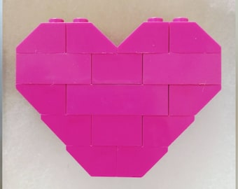 Lego Heart Brego (Thick)