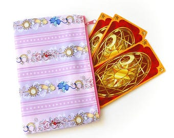 Cardcaptor Sakura Magical Girl Zipper Bag