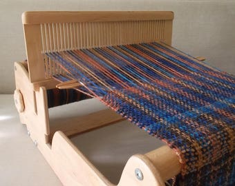 "18"" Weaving Loom + 3reed + 3Shuttles, Weaving loom, Table loom, Cricket Loom, Rigid Heddle Loom, Weaving, Sampleit Loom"