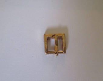 Gold Bracelet clasp