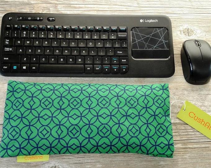 Green Modern Computer Laptop Wrist Elbow Arm Support