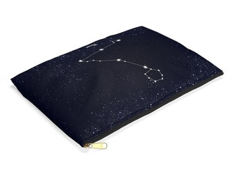 Pisces Constellation Accessory Pouch