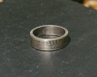 French 2 Franc 1916