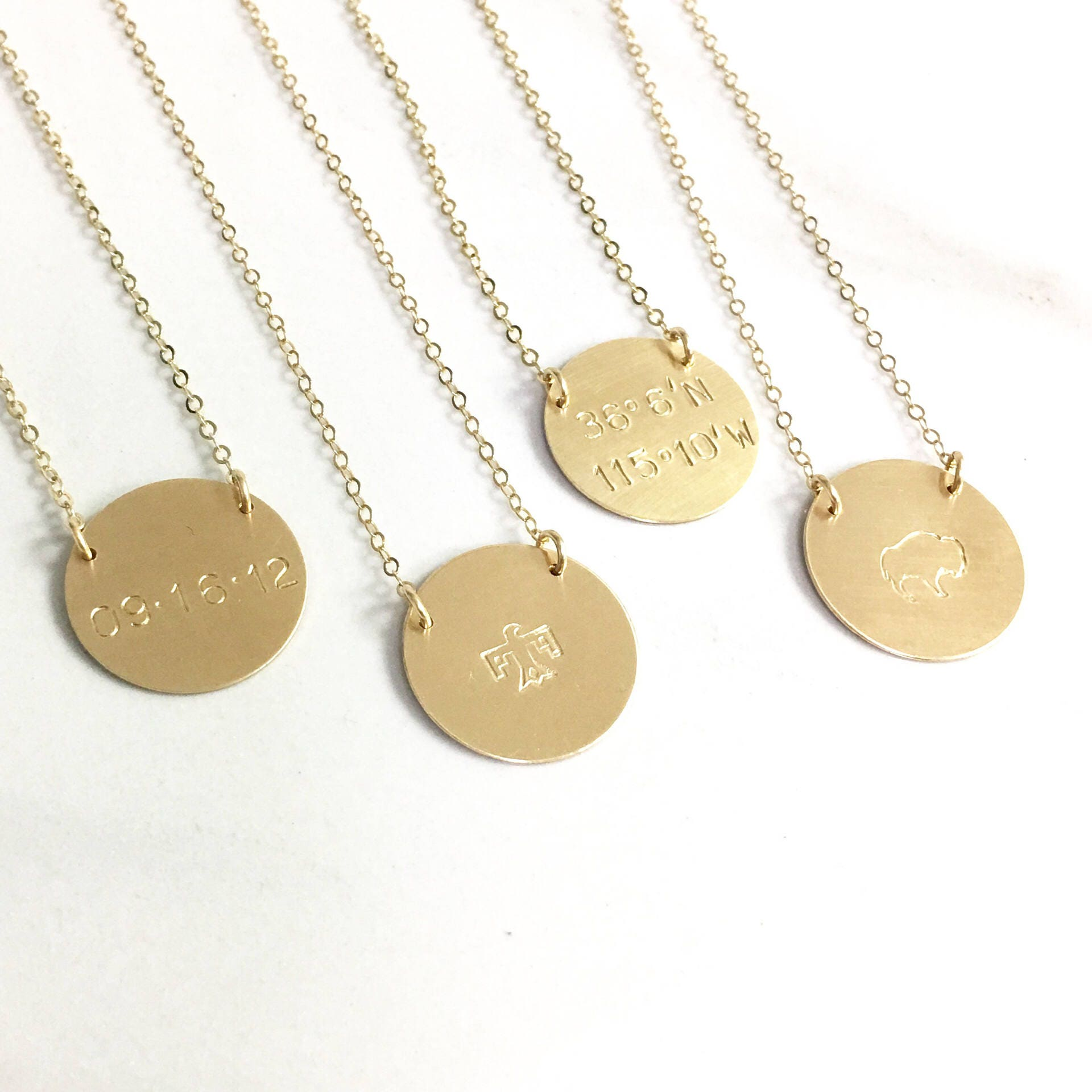 gift personalized silver engraved pendant filled for rose ori necklace details custom gold name her bar sterling